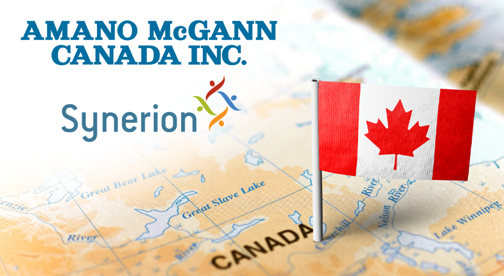 Synerion Partners with Amano McGann