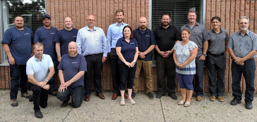Amano McGann Canada Inc. Staff
